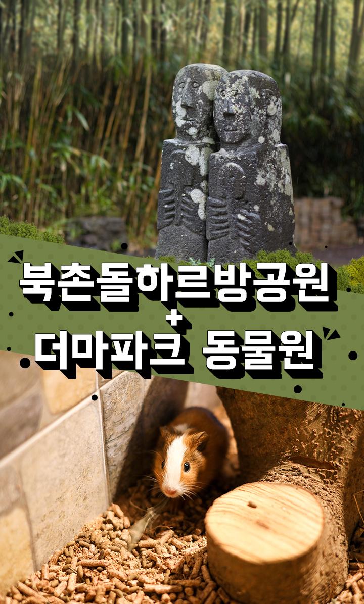 북촌-돌하르방-공원+더마파크-동물원.jpg